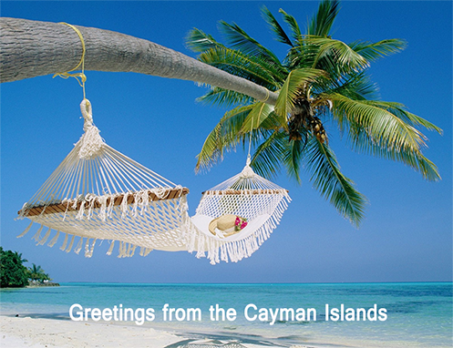 Cayman E-Greetings