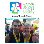 Cayman Islands Cancer Society - Joey Murach Strong