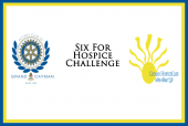 Six for Hospice Challenge!